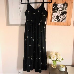 Old Navy Cami Midi Dress